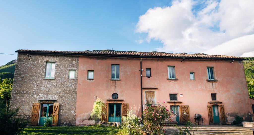 Residenza Rurale agriturismo Incartata Calvanico Salerno